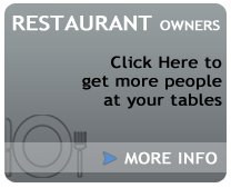 information about virtual tours and business search for restaurants and restaurant owners