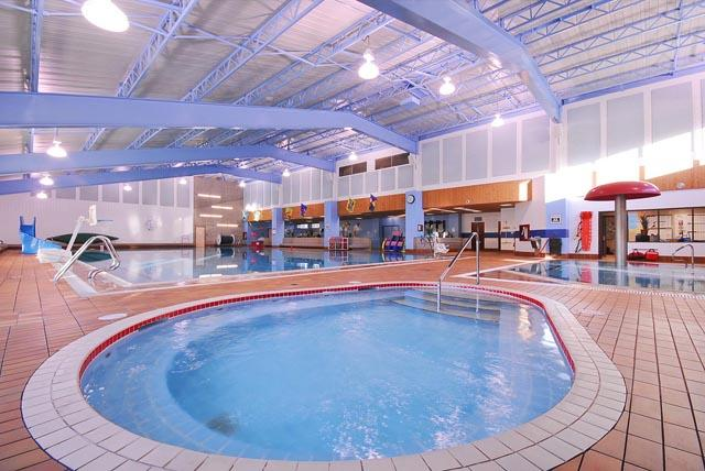 Recreation Excellence Nicholas Sheran Leisure Ctr