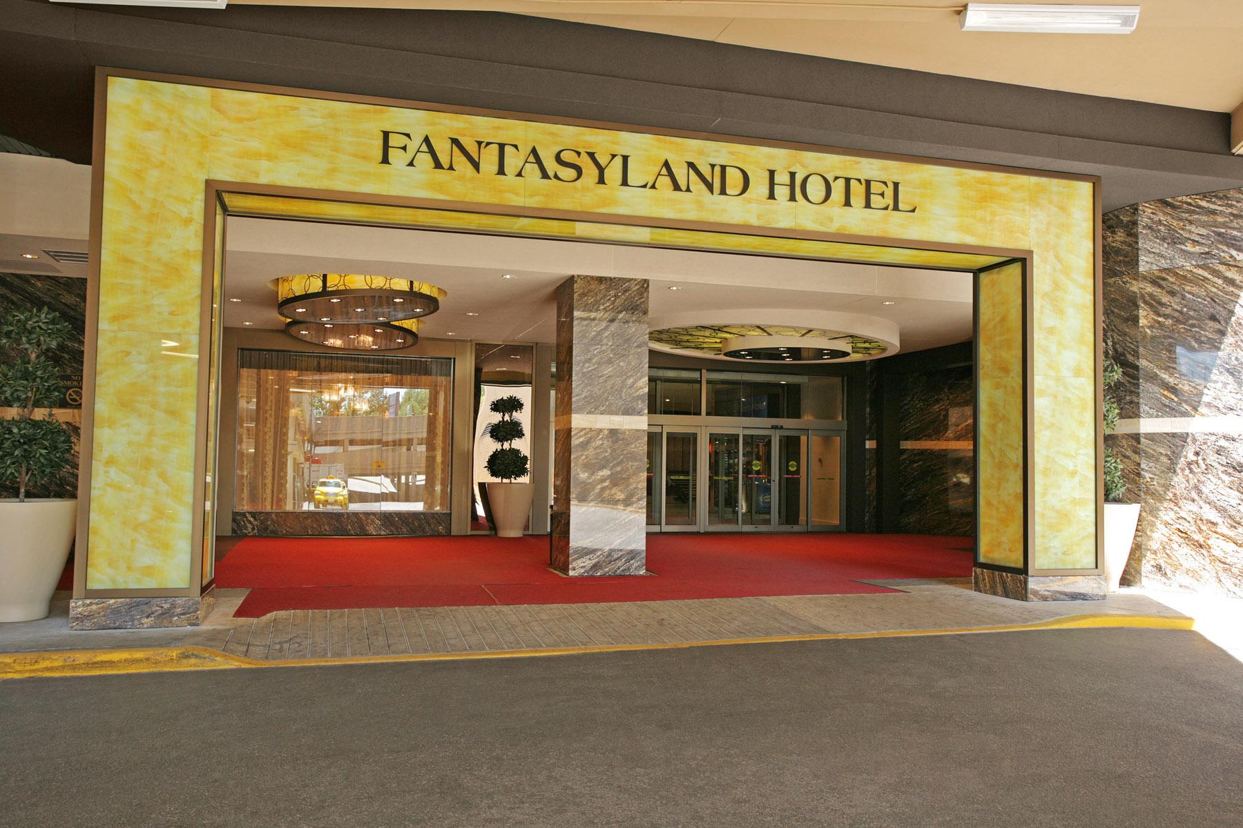 Fantasyland Hotel Rooms