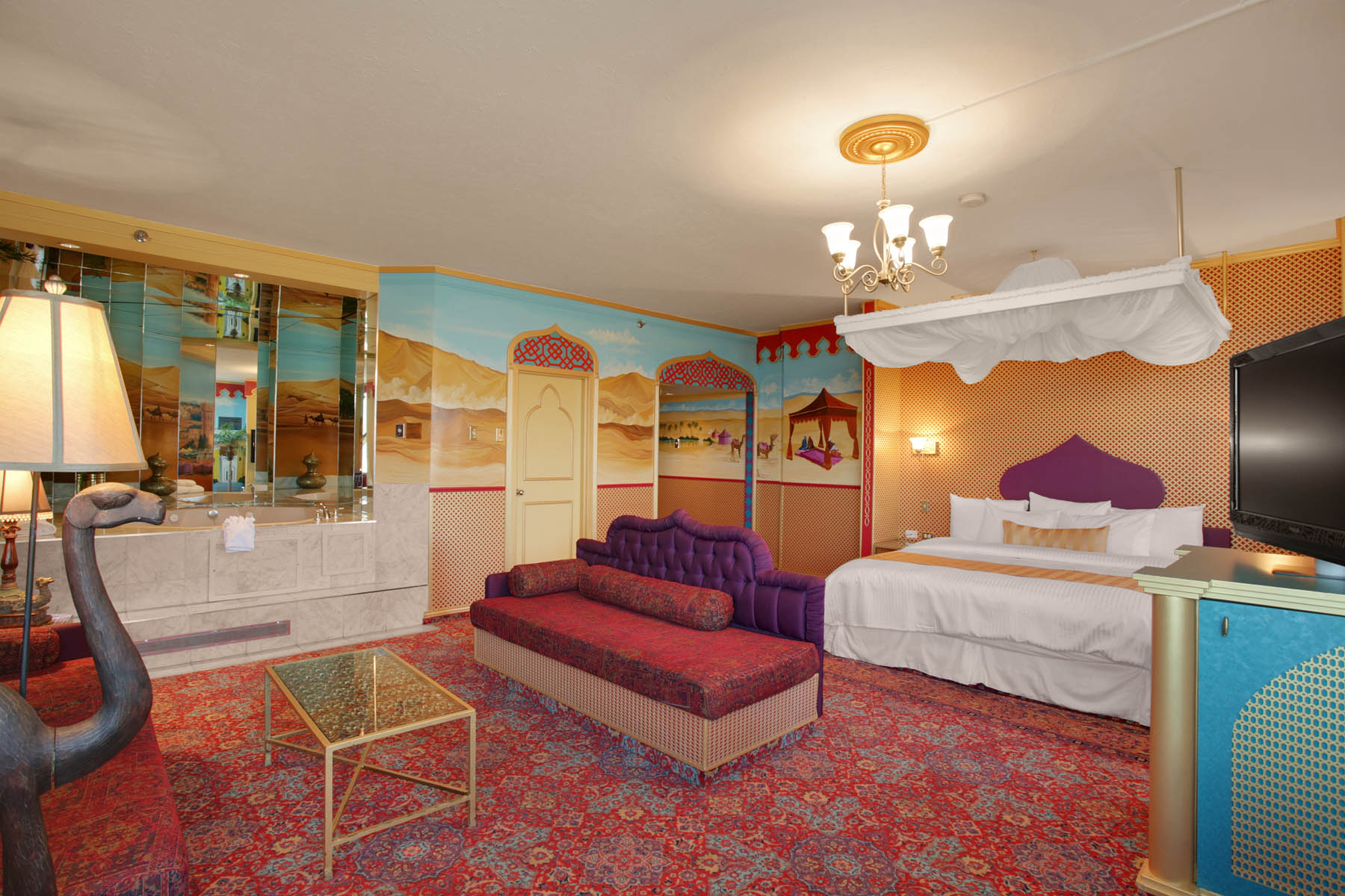 Fantasyland Hotel At West Edmonton Mall Official Virtual