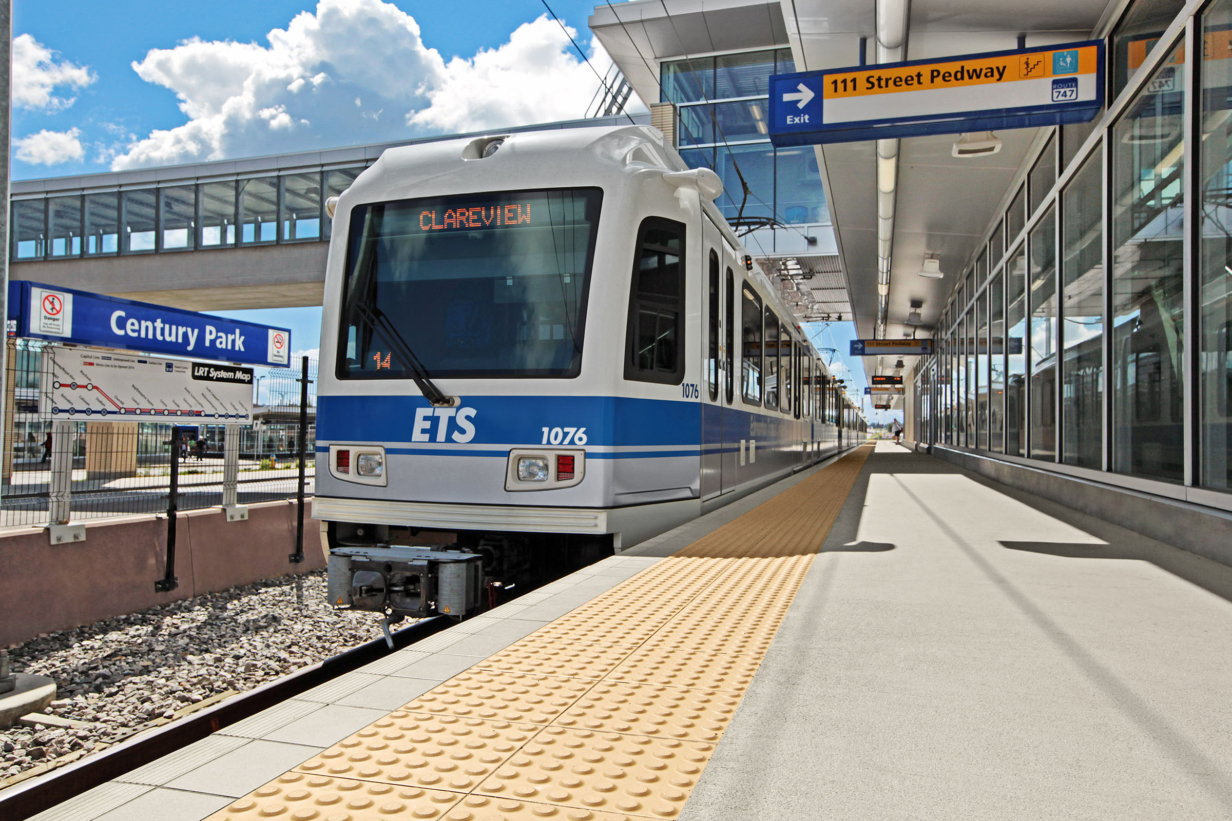 Edmonton Transit Service Official Virtual Tour Seevirtual