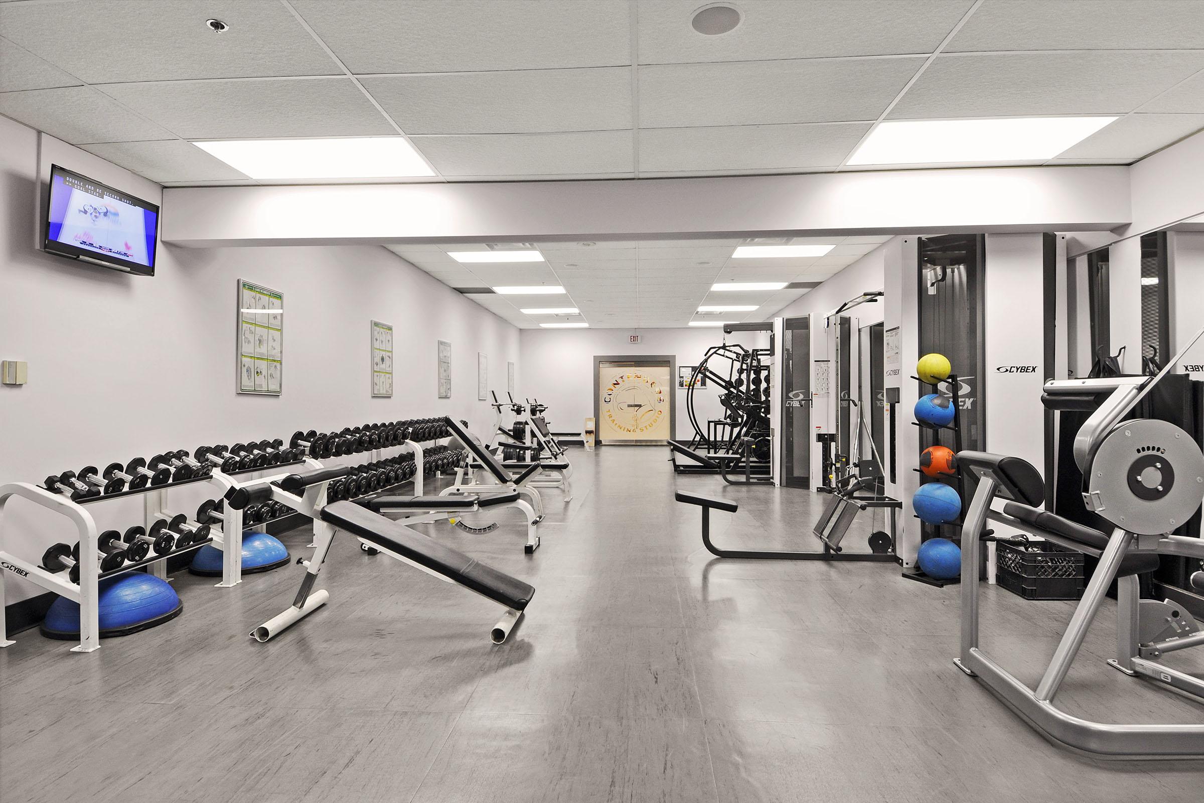Bentall Centre Athletic Club Official Virtual Tour