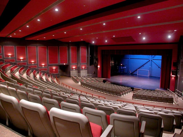 Michael J Fox Theatre Official Virtual Tour Seevirtual