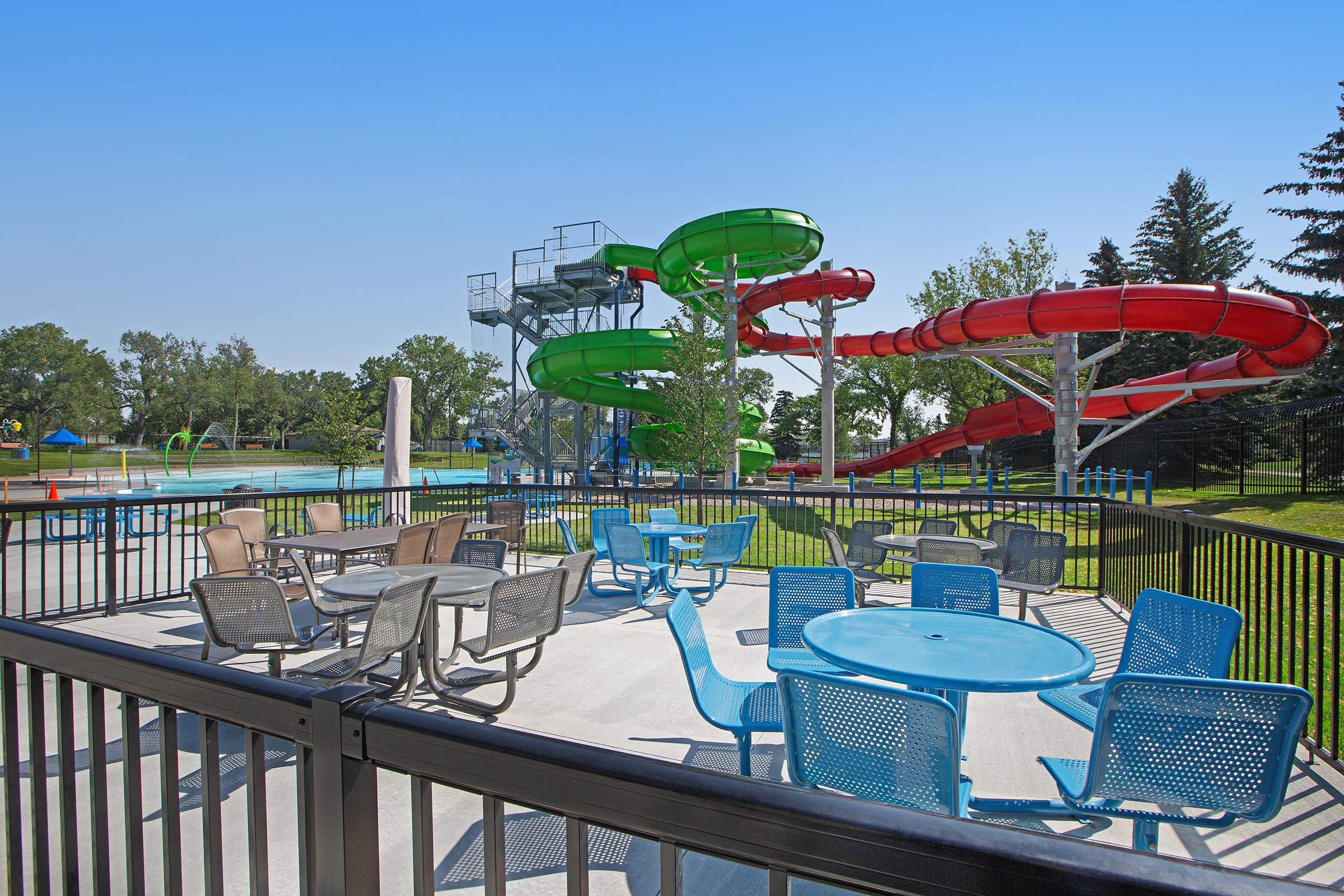 Recreation Excellence Henderson Lake Outdoor Pool Official Virtual Tour Seevirtual