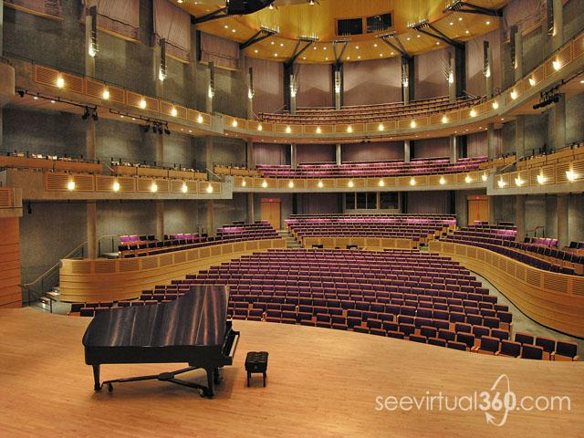 The Chan Centre For The Performing Arts Official Virtual